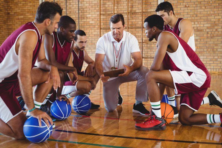 Feedbacktraining-Sport-Basketball-Volleyball-Handball
