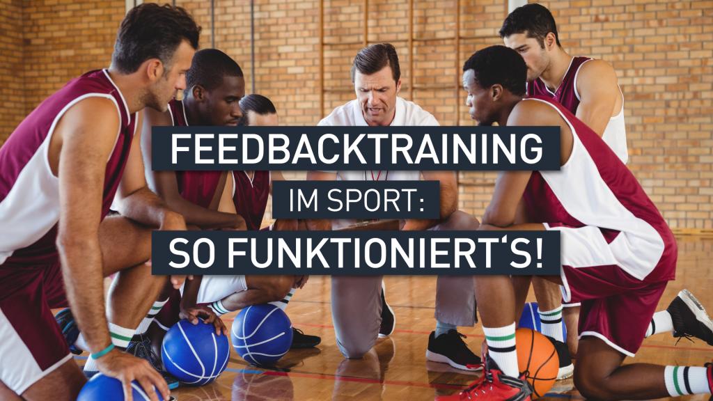 Feedbacktraining-Sport
