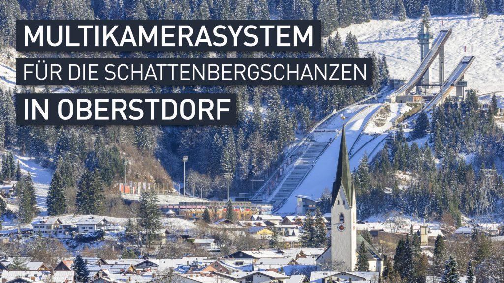 Titelbild_Multikamerasystem_Skispringen_Oberstdorf
