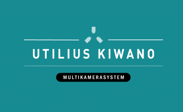 Multikamerasystem utilius kiwano